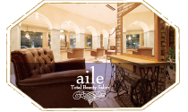 aile total beauty salon 生駒 tel.0743-71-8666